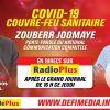 Covid-19/Couvre-feu sanitaire : Zouberr Joomaye en direct sur Radio Plus ce jeudi après-midi