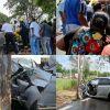 Poste-de-Flacq : un taxi percute un arbre, une femme enceinte et un bébé blessés dans l'accident