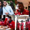 Reportage : ambiance bon enfant entre athlètes dans les hôtels