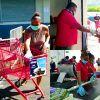 Réouverture des supermarchés : les caddies et caisses désinfectés