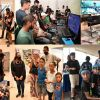 [En images] Défi Mega Cup : une belle première journée au Caudan Arts Centre