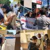 Nomination Day des élections villageoises  : vivez en images le dépôt de candidatures