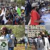 [En images] Manif de Kolektif Konversasion Solider à Port-Louis