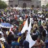 En direct : manifestation dans la capitale