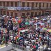 Marche de l'Opposition avec la participation de plateformes citoyennes : suivez notre direct
