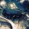 Météo : la dépression tropicale s'est intensifiée en une tempête tropicale et a été baptisée Ambani