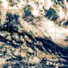 Météo : une perturbation tropicale s'est développée entre Maurice et Rodrigues
