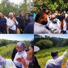 [En images] Rivière-des-Anguilles Dam : le PM et des membres du gouvernement effectuent une visite des lieux