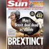 Brexit : le deal de Theresa May «dead as a dodo», selon The Sun