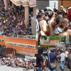 [En images] Rassemblement des sinistrés : la colère gronde devant l'Astor Court