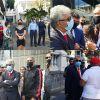 Assemblée nationale : manif « symbolique » d'Arvin Boolell pour dénoncer sa suspension