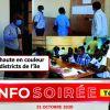 Nomination Day : 32 % de femmes inscrites pour la joute électorale du 22 novembre