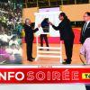 L'info soirée - Le complexe sportif de Cote d'Or, fin prêt pour les Jeux des îles !