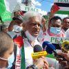 Gaza : «Les bombardements d'Israël visant les Palestiniens» vivement condamnés lors d'un rassemblement à Port-Louis