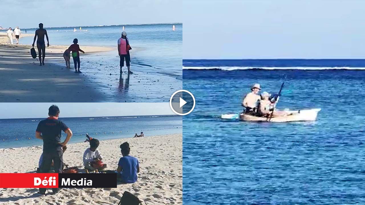 [Video] 3ème phase de réouverture : enfin à la plage…