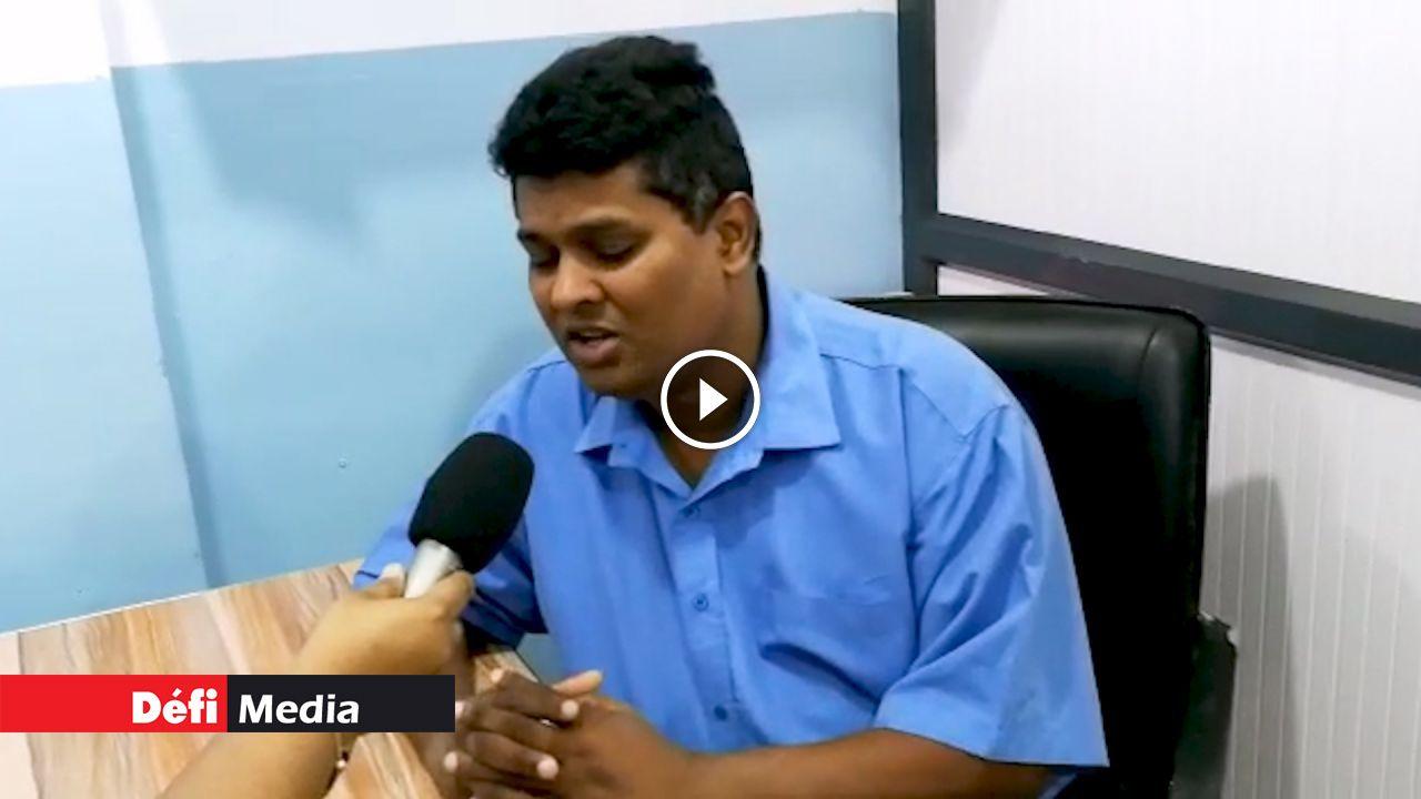 [Video] Nomination Day : Yogesh, malvoyant : «Être en situation de handicap ne veut pas dire qu'on ne peut pas militer pour le bien-être de son village»