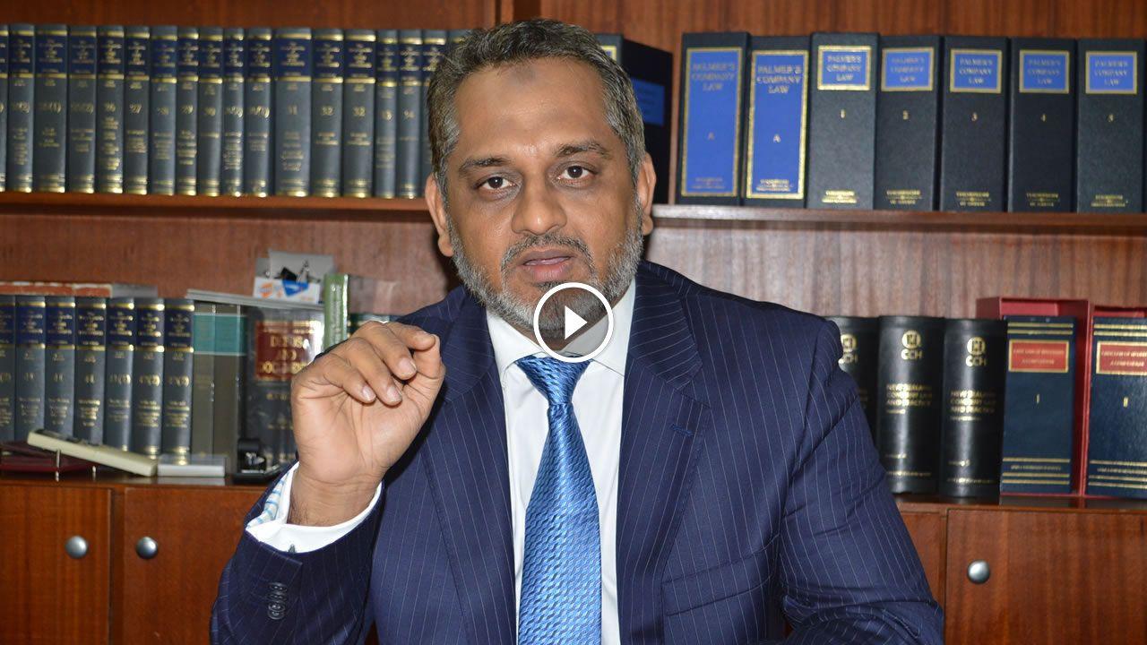 [Audio] Reza Uteem : «Très déçu par l'attitude de Boolell»