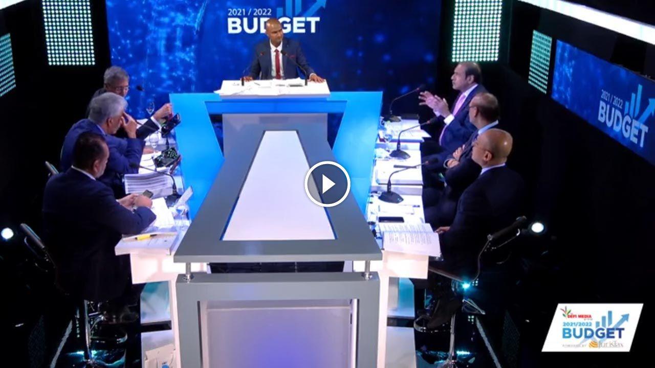 [Video] Budget 2021-22 : le Grand Débat