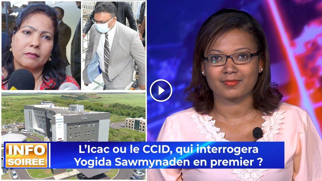 [Video] [Info Soirée] : « Bann dokiman madam Kistnen inkriminan », selon des sources à l'Icac